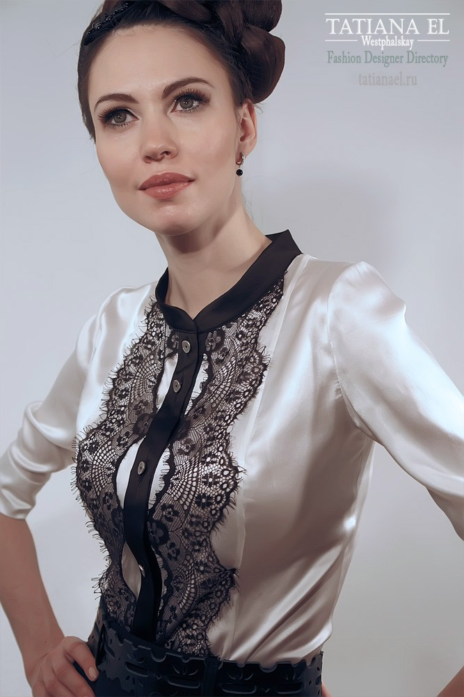 Блузки Из Шелка Доставка