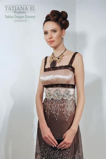 Коктейльное платье | KP0001