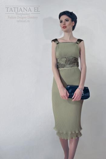 Коктейльное платье | KP0002