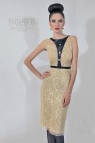 Вечернее платье миди | VP0004