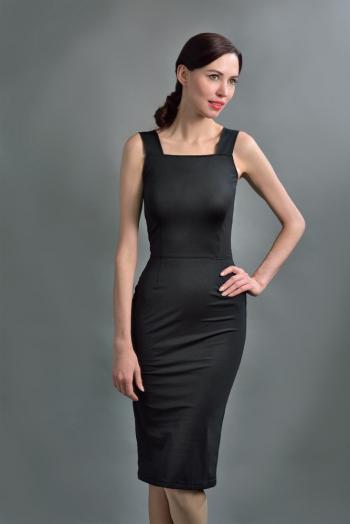 Аренда черного платья