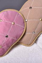 Парные подушки сердце