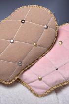 Две парные подушки сердце