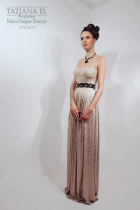 Вечернее платье в пол | VP0003