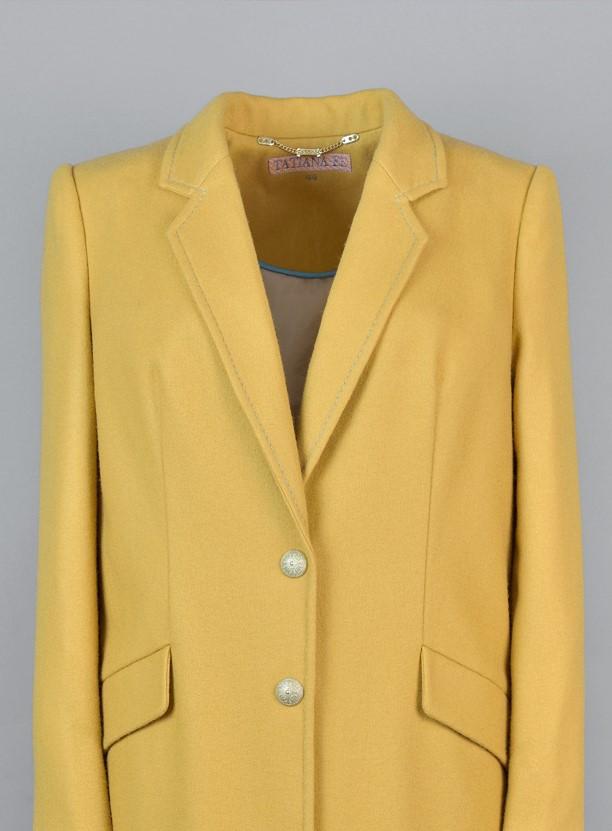 Пальто классическое в английском стиле