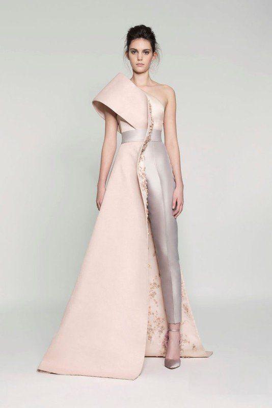 Шикарный свадебный женский брючный костюм
